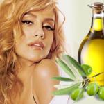 Оливковое масло для ухода за лицом