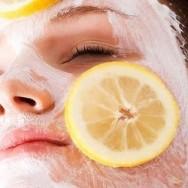 Домашние маски из лимона